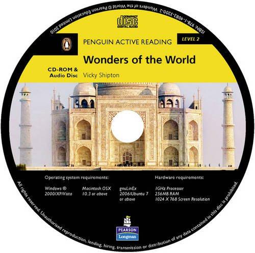 9781405891479: PLAR2:Wonders of the World Multi-ROM for Pack (Penguin Active Reading (Graded Readers))