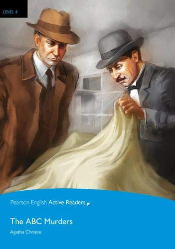 9781405891776: Level 4: The ABC Murders Book for Pack (Pearson English Active Readers)