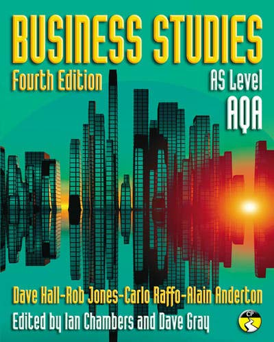 AQA AS Business Studies: DAVE HALL, ROB