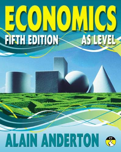 AS Economics 5Edn: Mr Alain Anderton