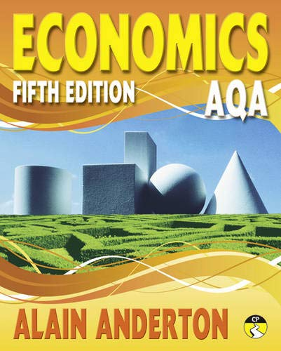 AQA A Level Economics: Alain Anderton