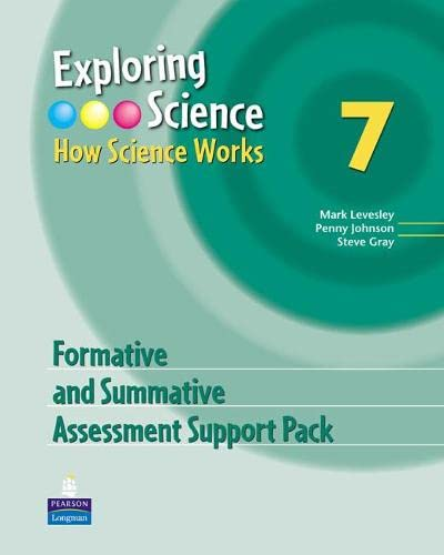 Exploring Science : How Science Works Year: Levesley, Mark Johnson,