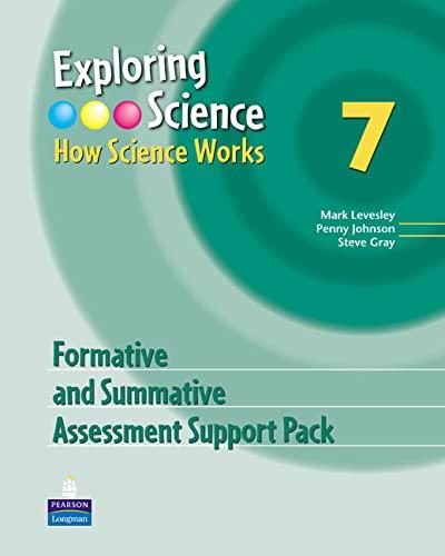 9781405892445: Eso2 Es2 Y7 Formative & Summative Asses (Exploring Science 2)