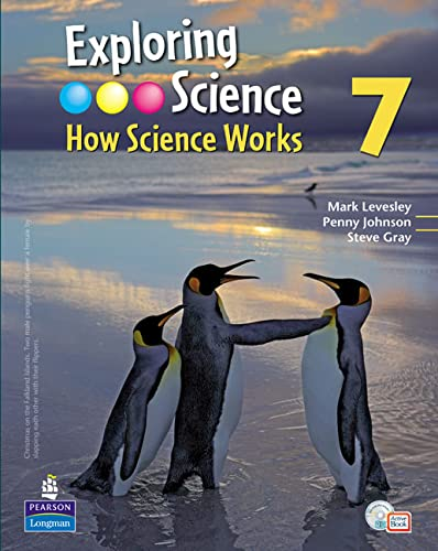9781405892469: Exploring Science 7: How Science Works: Student Book with ActiveBook Year 7 (Exploring Science 2)