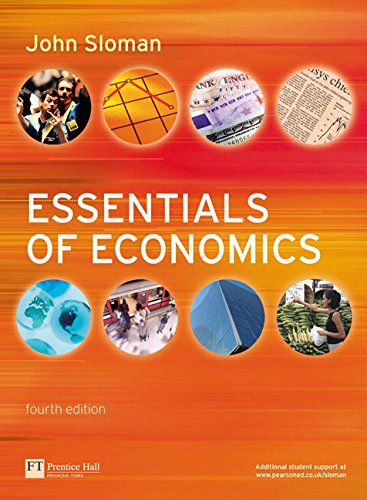 9781405892964: Essentials of Economics: AND