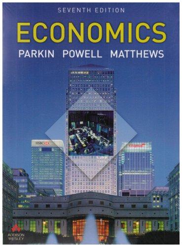 9781405893251: Online Course Pack:Economics/Parkin:Economics 7th European Edition MyEconLab CourseCompass Access Kit