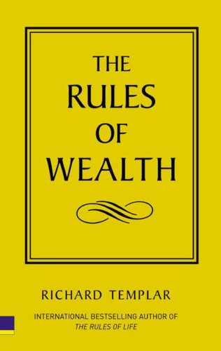 "Zurich Tax Handbook: 2007-2008: AND "" The Rules of Wealth, a Personal Code for Prosperity "" (1405893656) by Anthony Foreman; Gerald Mowles; Richard Templar"