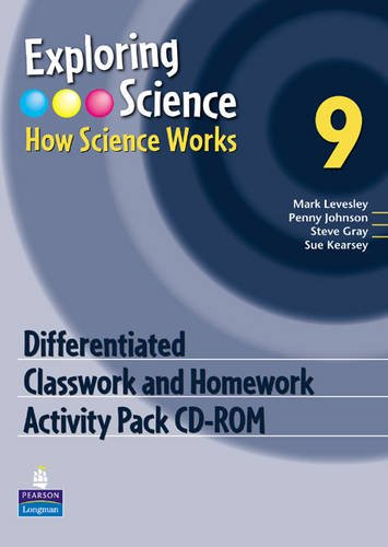 Exploring Science: How Science Works Year 9 Classwork and Homework Activity Pack: Penny Johnson, ...