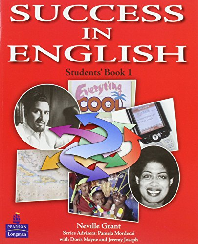 9781405895866: Success in English: Pupils Book Bk. 1