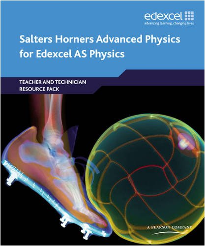 9781405896030: Salters Horners Advanced Physics AS Teacher and Technician Resource Pack (Edexcel A Level Sciences)