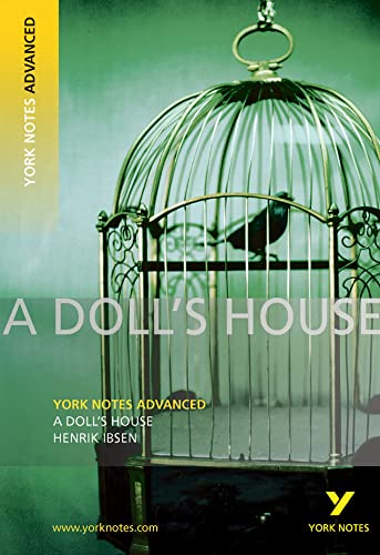 9781405896153: A Doll's House (York Notes Advanced)