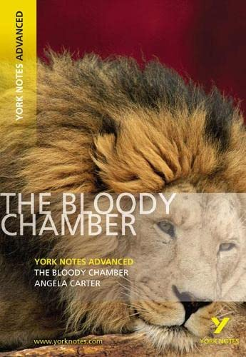 9781405896160: The Bloody Chamber: York Notes Advanced