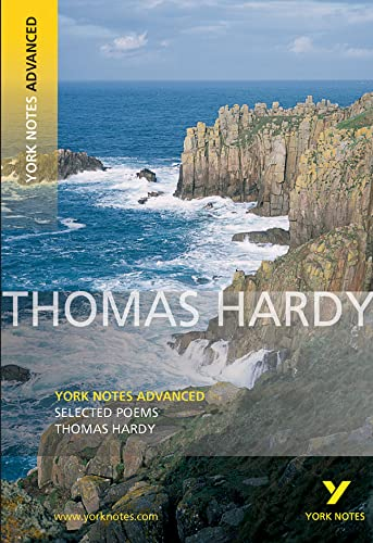 9781405896221: Selected Poems of Thomas Hardy: York Notes Advanced