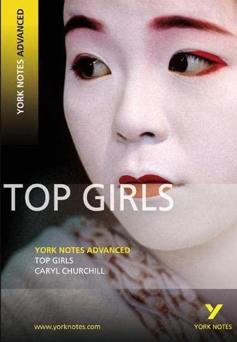 9781405896238: Top Girls (York Notes Advanced)