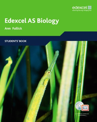 Edexcel AS Biology Student Book (Edexcel A: Fullick, Ann and