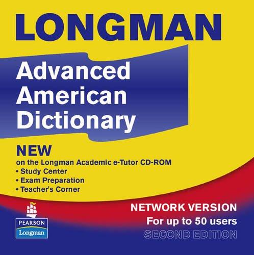 Longman Advanced American English Dictionary (Longman Advanced American Dict)