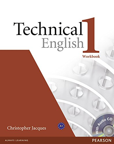 9781405896535: Technical English Level 1 Workbook without Key/CD Pack
