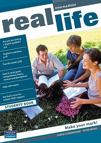 9781405897051: Real Life Global Intermediate Students Book
