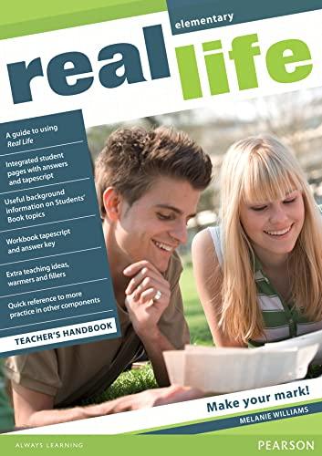 9781405897143: Real Life Global Elementary Teacher's Handbook