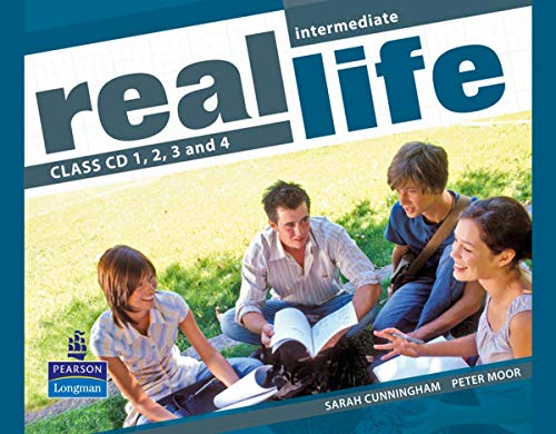 9781405897303: Real Life Global Intermediate Class CD 1-3