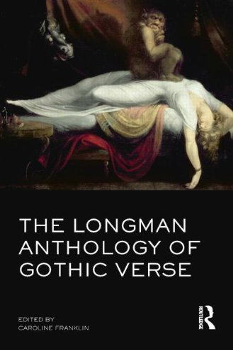 9781405899314: The Longman Anthology of Gothic Verse
