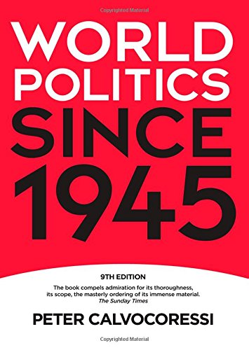 9781405899383: World Politics since 1945