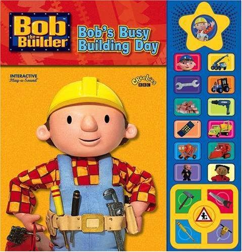 9781405900188: Bob the Builder - Bob's Busy Building Day