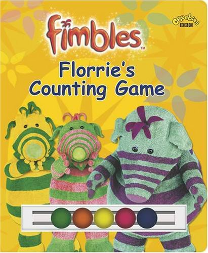 9781405901024: Fimbles: Florrie's Counting Game