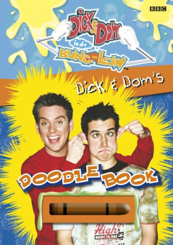 9781405901703: Dick and Dom Doodle Book