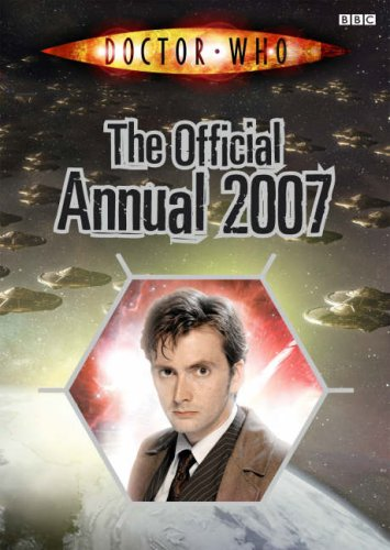 9781405901994: Doctor Who: The Official Annual 2007