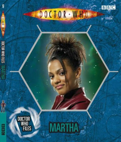 9781405903097: Doctor Who Files: Martha