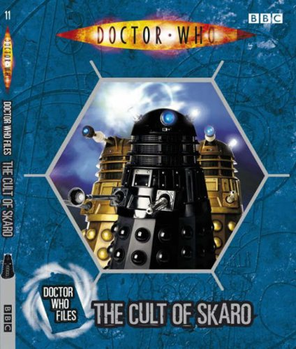 9781405903127: The Cult of Skaro (Doctor Who Files 11)