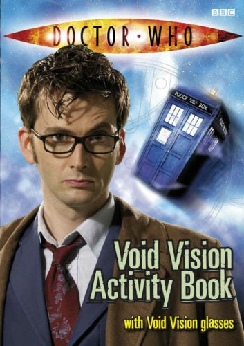9781405903257: Doctor Who Void Vision Activity Book