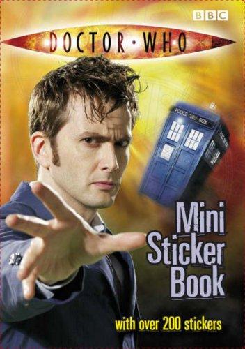 Doctor Who: Mini Sticker Book: BBC
