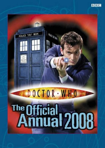 9781405903554: Doctor Who: The Official Annual 2008