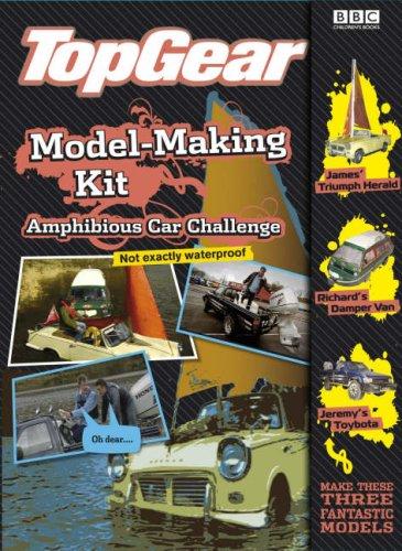 9781405904629: Aqua Challenge Model Making Kit (