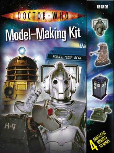 """9781405904650: """"Doctor Who"""" 3-D Model-Making Kit"""
