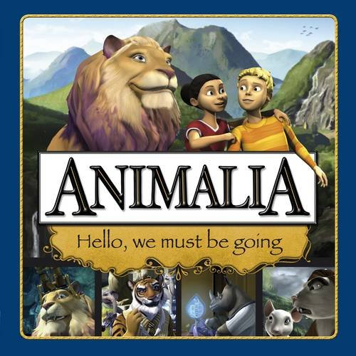 9781405904667: Hello, We Must be Going (Animalia)