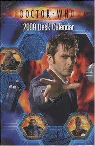 9781405904773: Doctor Who: Desk Calendar 2009