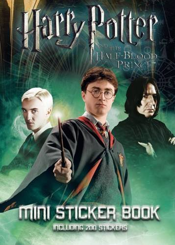 9781405904797: Harry Potter: Harry Potter and the Half-Blood Prince: Mini Sticker Book