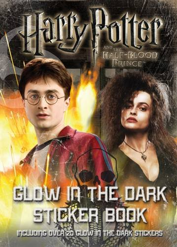 9781405904834: Harry Potter: Harry Potter and the Half-Blood Prince: Glow in the Dark Sticker Book