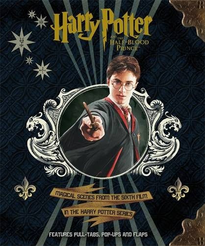 harry potter and the halfblood princequot deluxe gift book