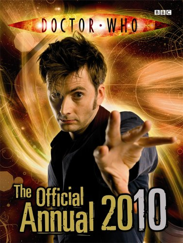 9781405904940: The Official Doctor Who Annual 2010
