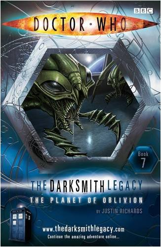 9781405905190: Planet of Oblivion (Doctor Who: The Darksmith Legacy, No. 7)