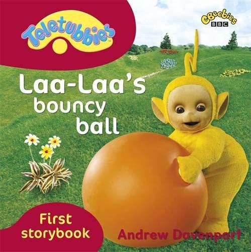 9781405906760: Teletubbies: Laa-Laa's Bouncy Ball