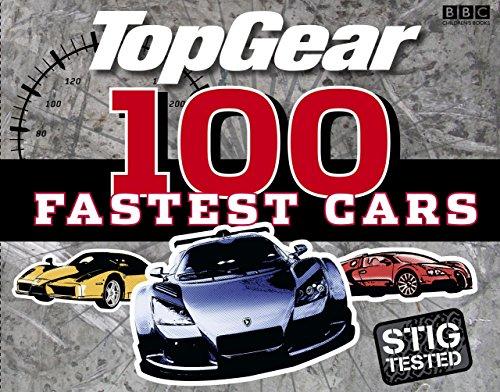 9781405907170: Top Gear: 100 Fastest Cars