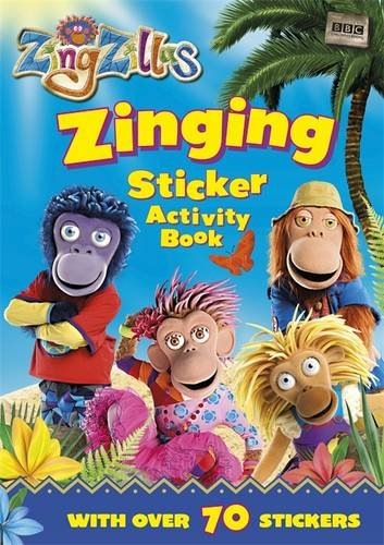 9781405907323: ZingZillas: Zinging Sticker Activity (Zingzillas Sticker Activity)