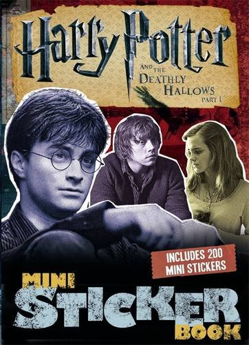 9781405907422: Harry Potter and the Deathly Hallows Mini Sticker Book