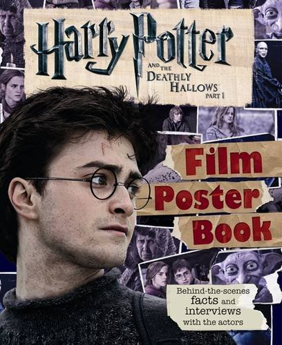 9781405907439: Harry Potter and the Deathly Hallows Film Poster Book (Harry Potter 7 Film Tie in)