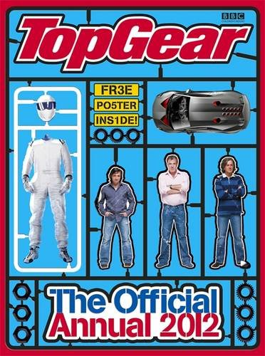 9781405907941: Top Gear 2012 Official Annual
